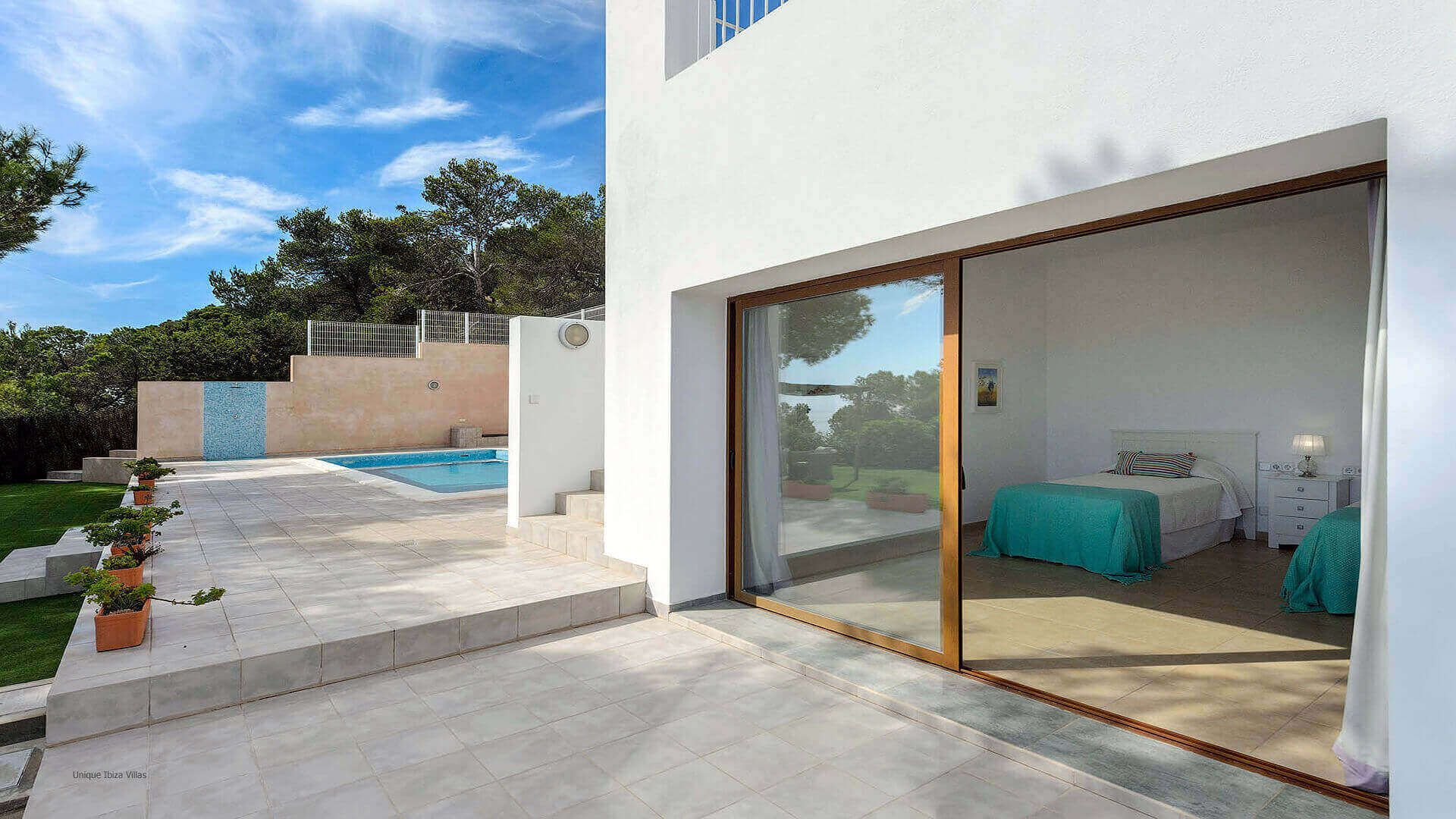 Villa Skyline Ibiza 47 Bedroom 3 Terrace