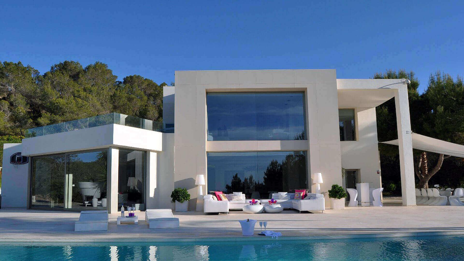 Villa Sa Claro Ibiza 4 Near Sant Josep