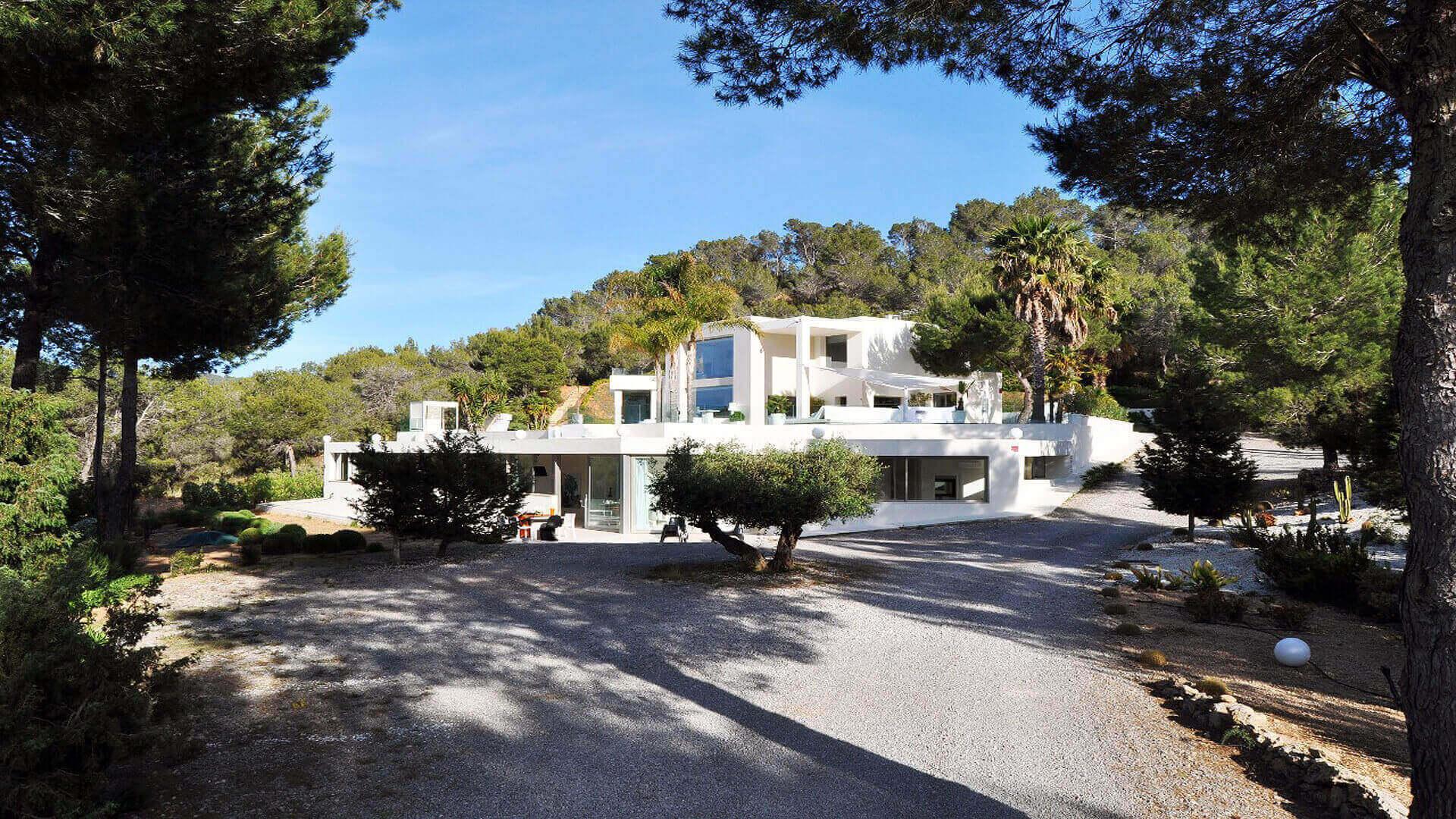 Villa Sa Claro Ibiza 6 Near Sant Josep
