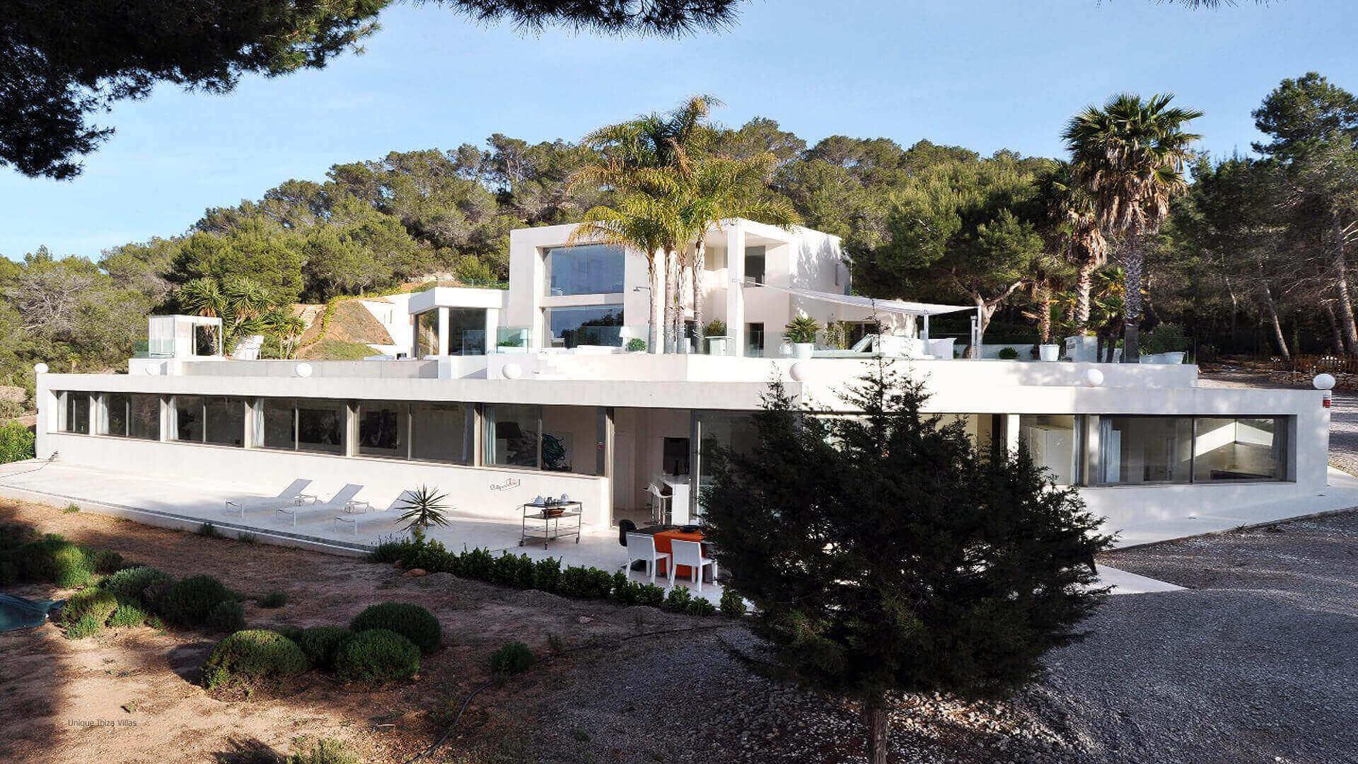 Villa Sa Claro Ibiza 7 Near Sant Josep