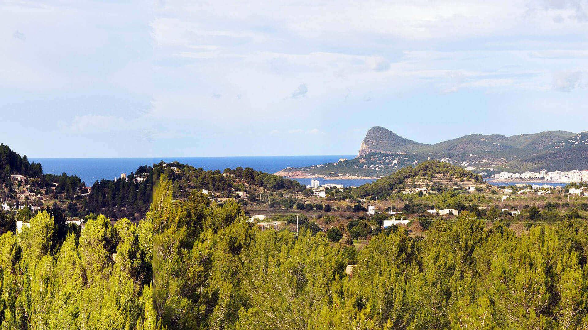 Villa Sa Claro Ibiza 8 Near Sant Josep