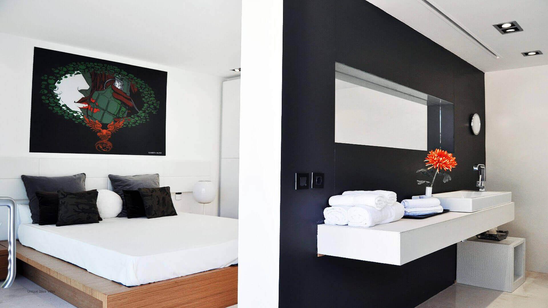 Villa Sa Claro Ibiza 46 Bedroom 7 En Suite