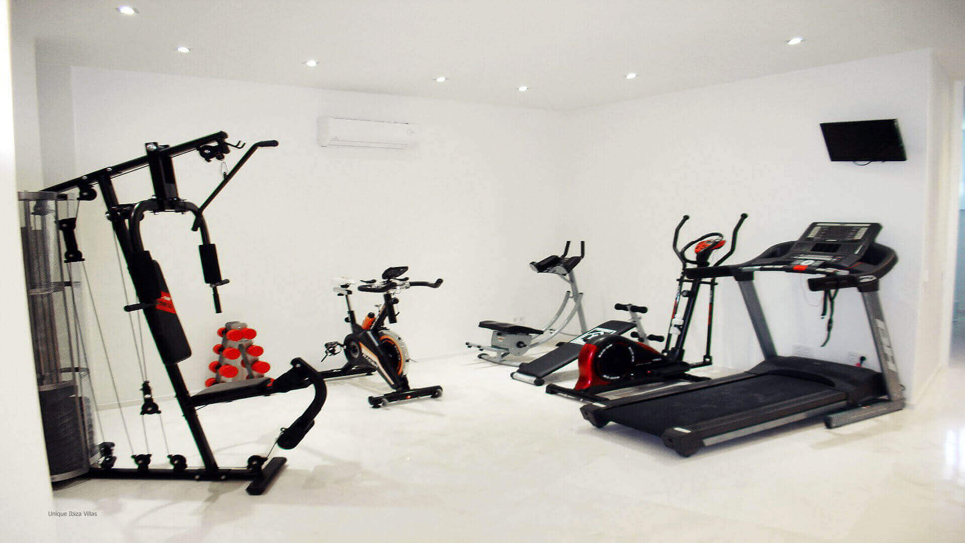 Villa Sa Claro Ibiza 49 Gym