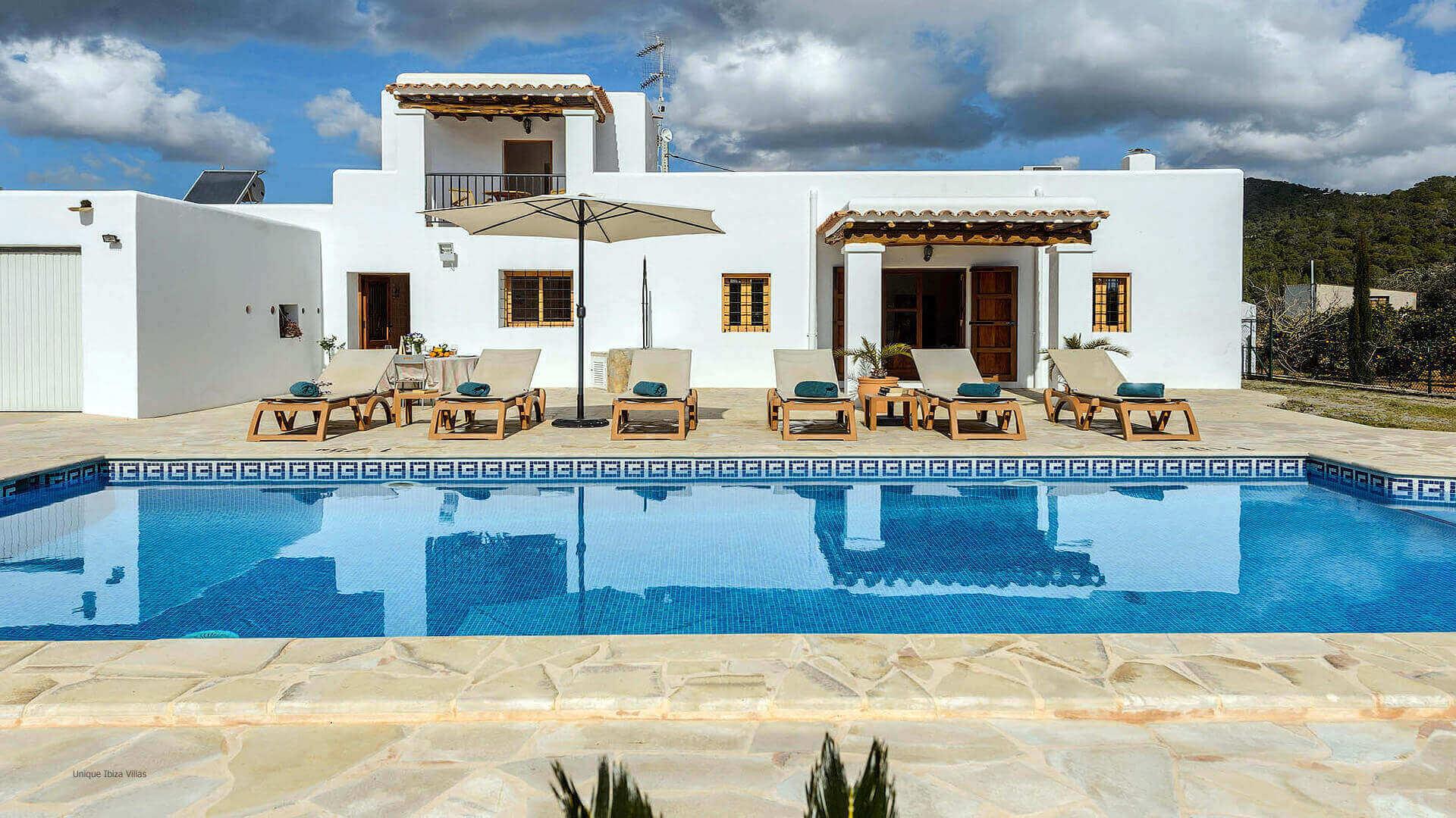 Villa Los Naranjos Ibiza 1 Cala Llonga
