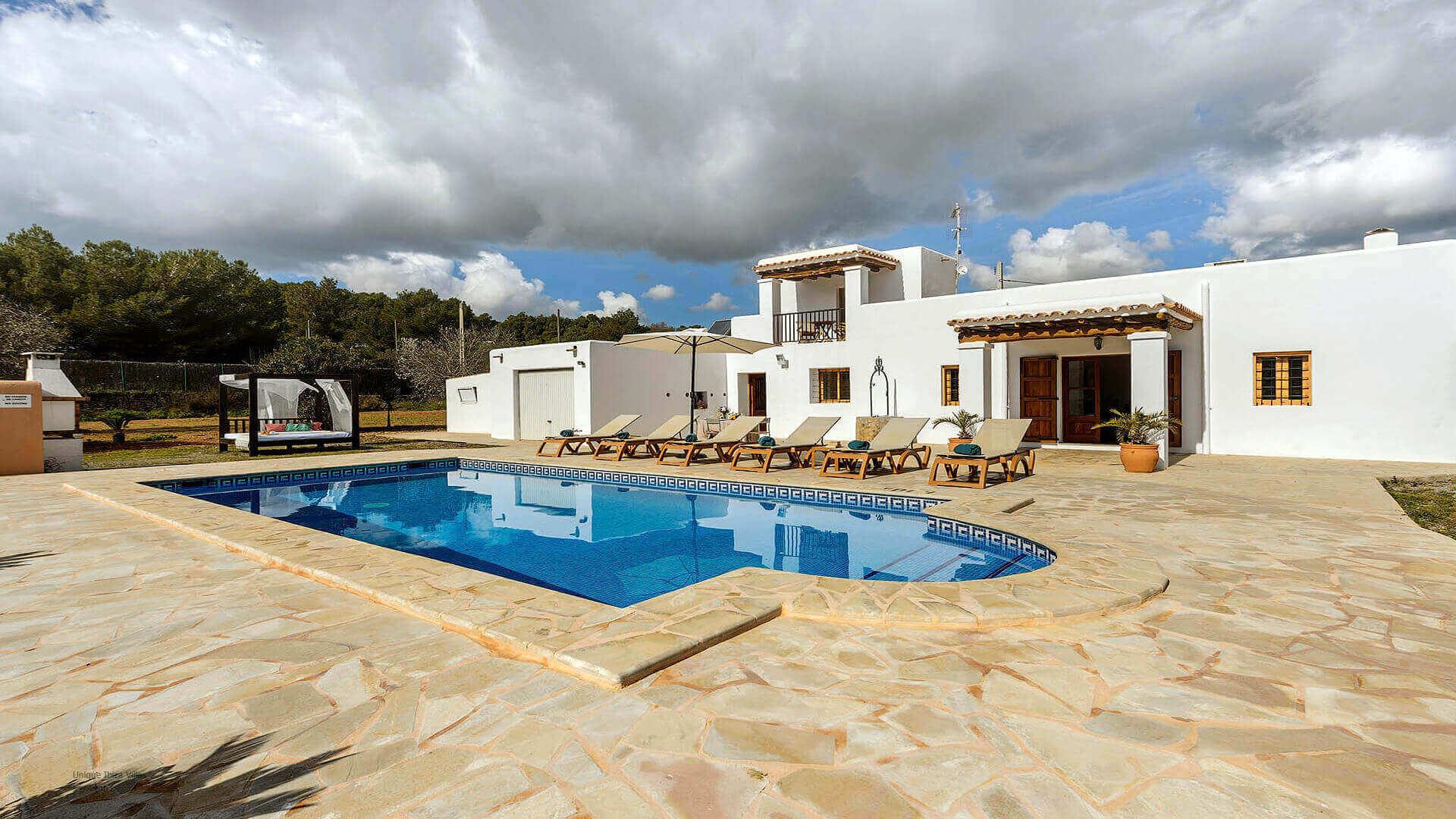 Villa Los Naranjos Ibiza 3 Cala Llonga
