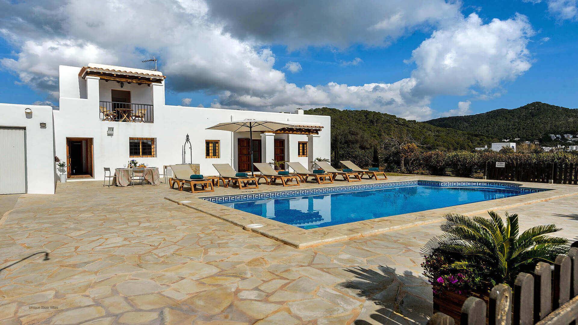 Villa Los Naranjos Ibiza 4 Cala Llonga