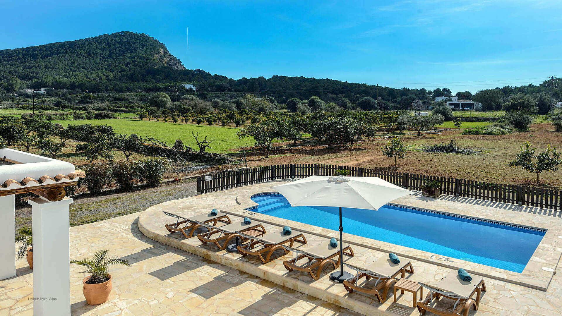Villa Los Naranjos Ibiza 5 Cala Llonga