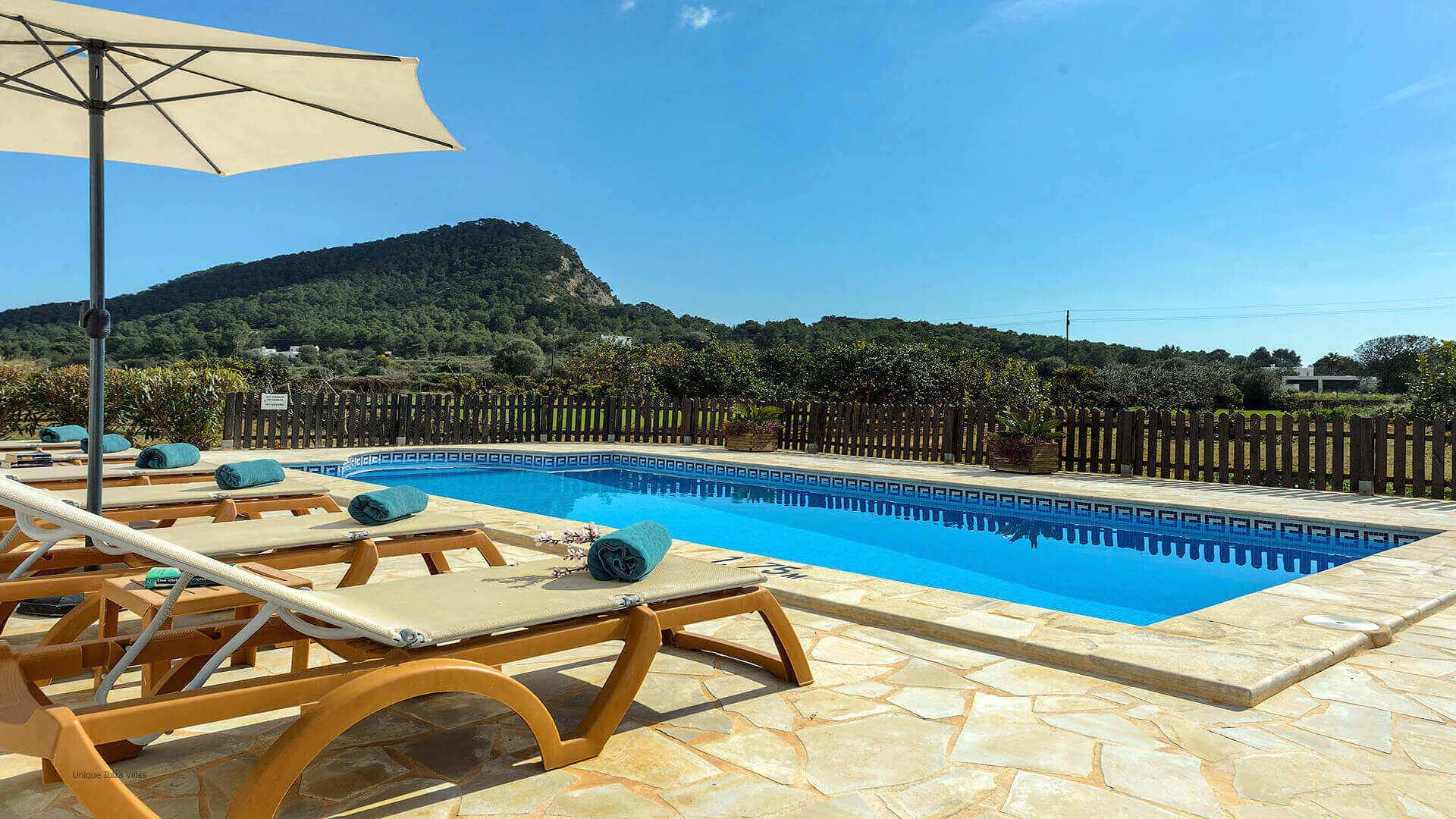 Villa Los Naranjos Ibiza 6 Cala Llonga