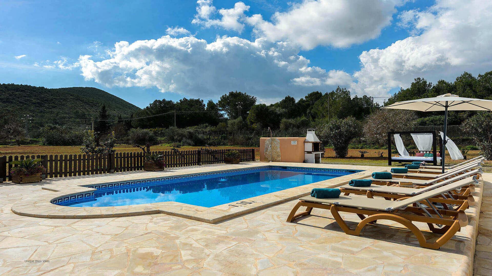 Villa Los Naranjos Ibiza 7 Cala Llonga