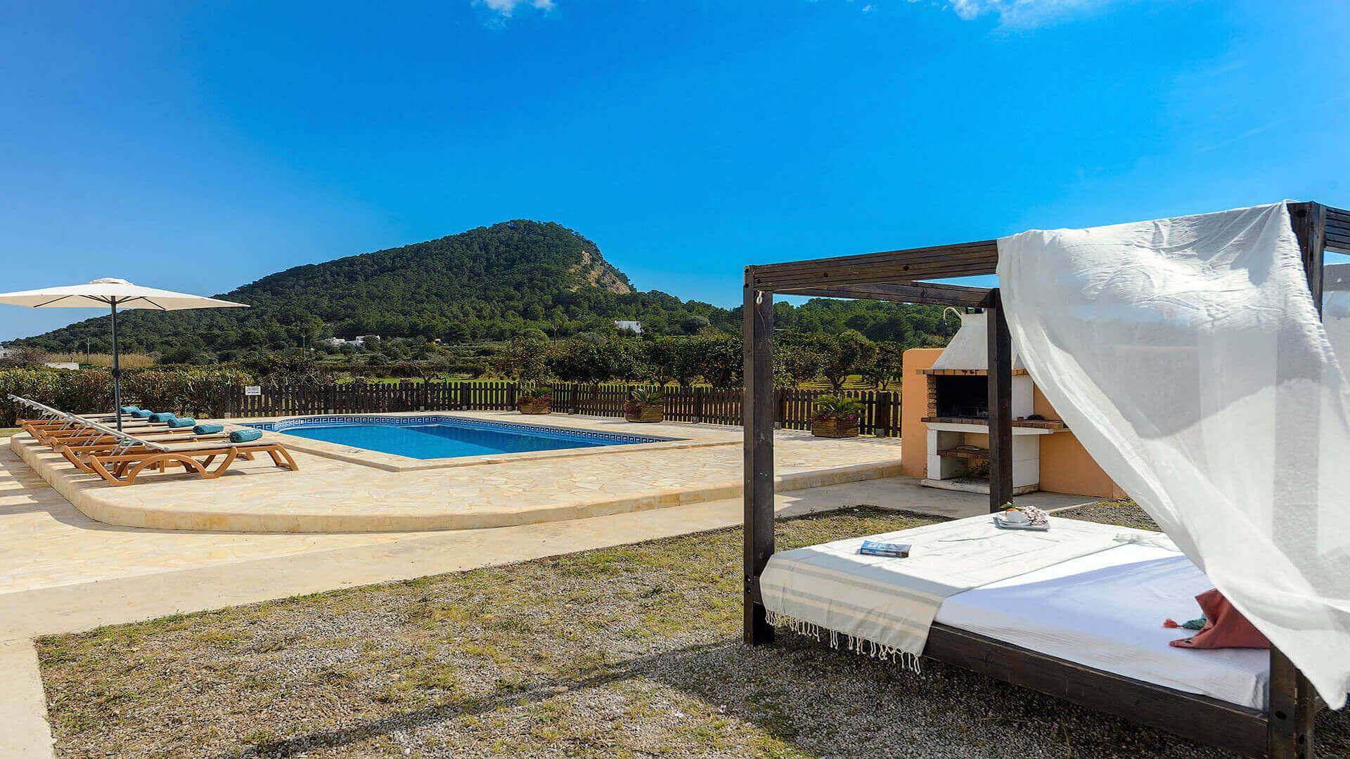 Villa Los Naranjos Ibiza 8 Cala Llonga