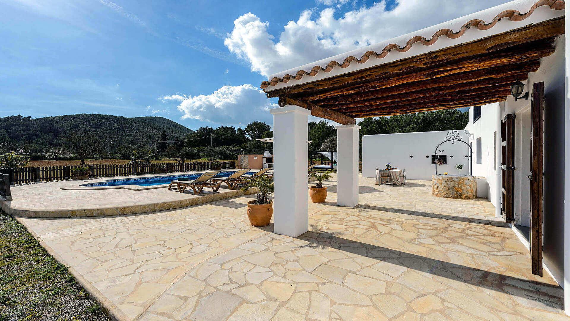 Villa Los Naranjos Ibiza 9 Cala Llonga