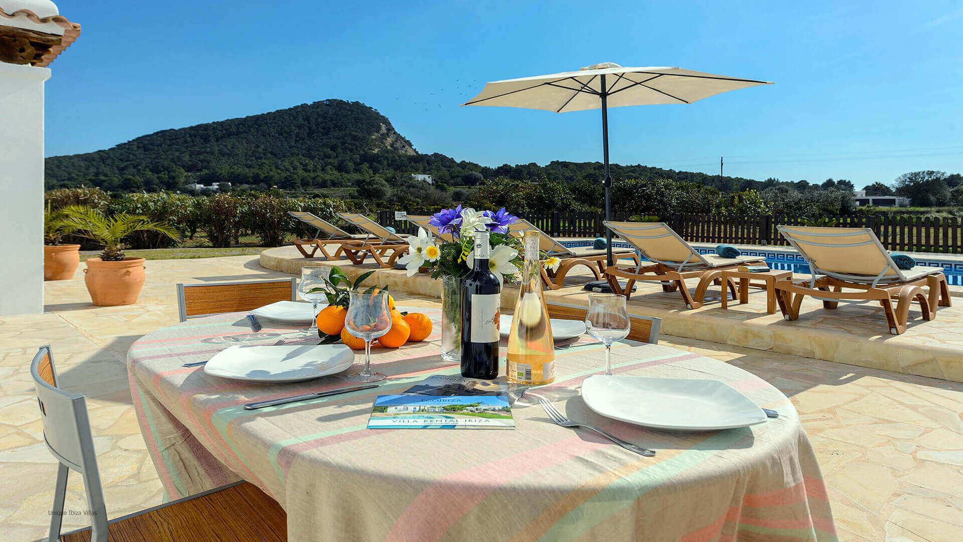 Villa Los Naranjos Ibiza 10 Cala Llonga