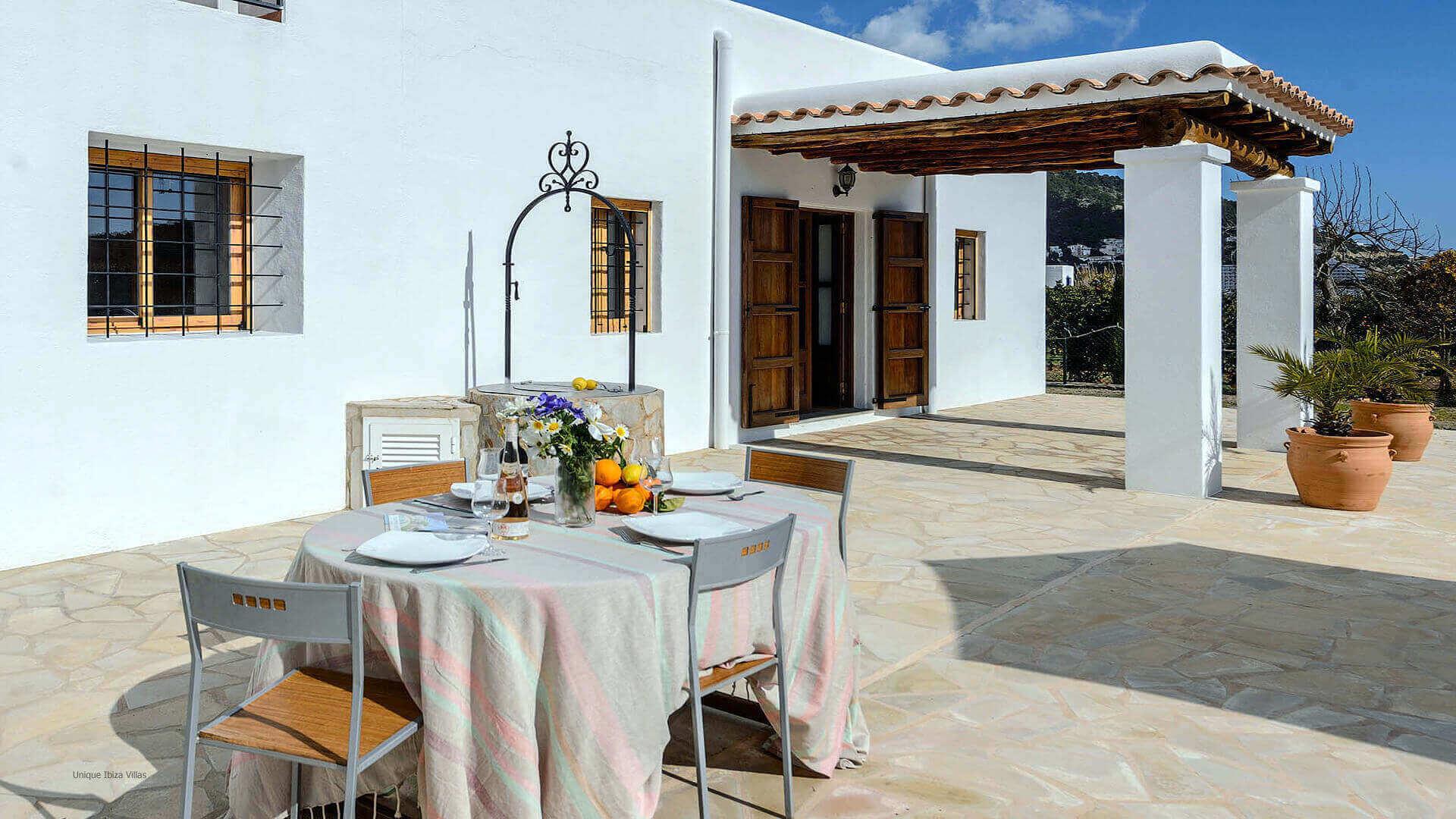 Villa Los Naranjos Ibiza 11 Cala Llonga