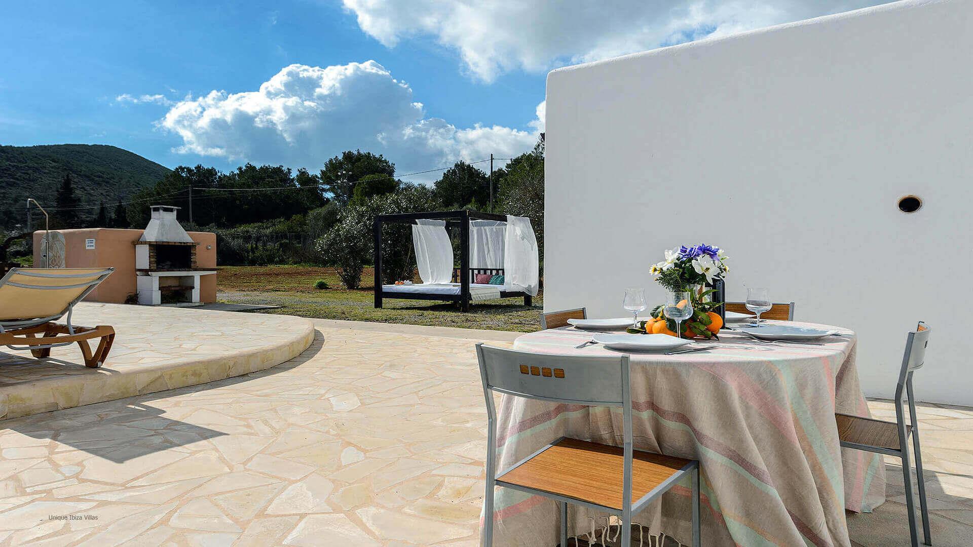 Villa Los Naranjos Ibiza 12 Cala Llonga