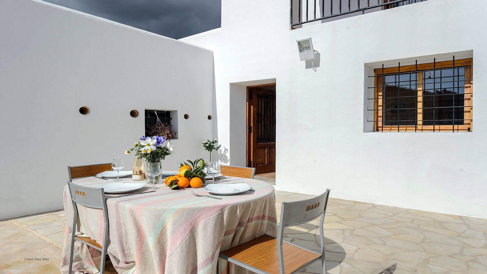 Villa Los Naranjos Ibiza 13 Cala Llonga