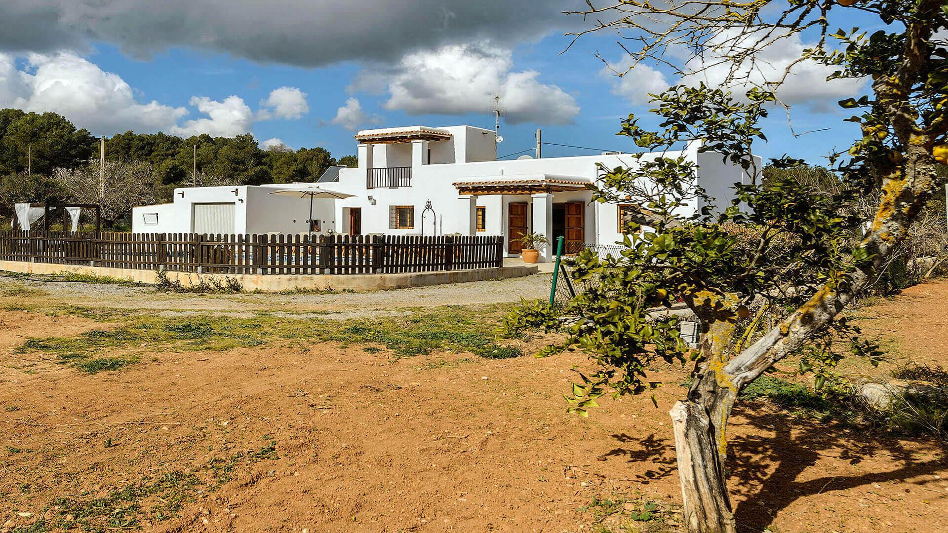 Villa Los Naranjos Ibiza 14 Cala Llonga