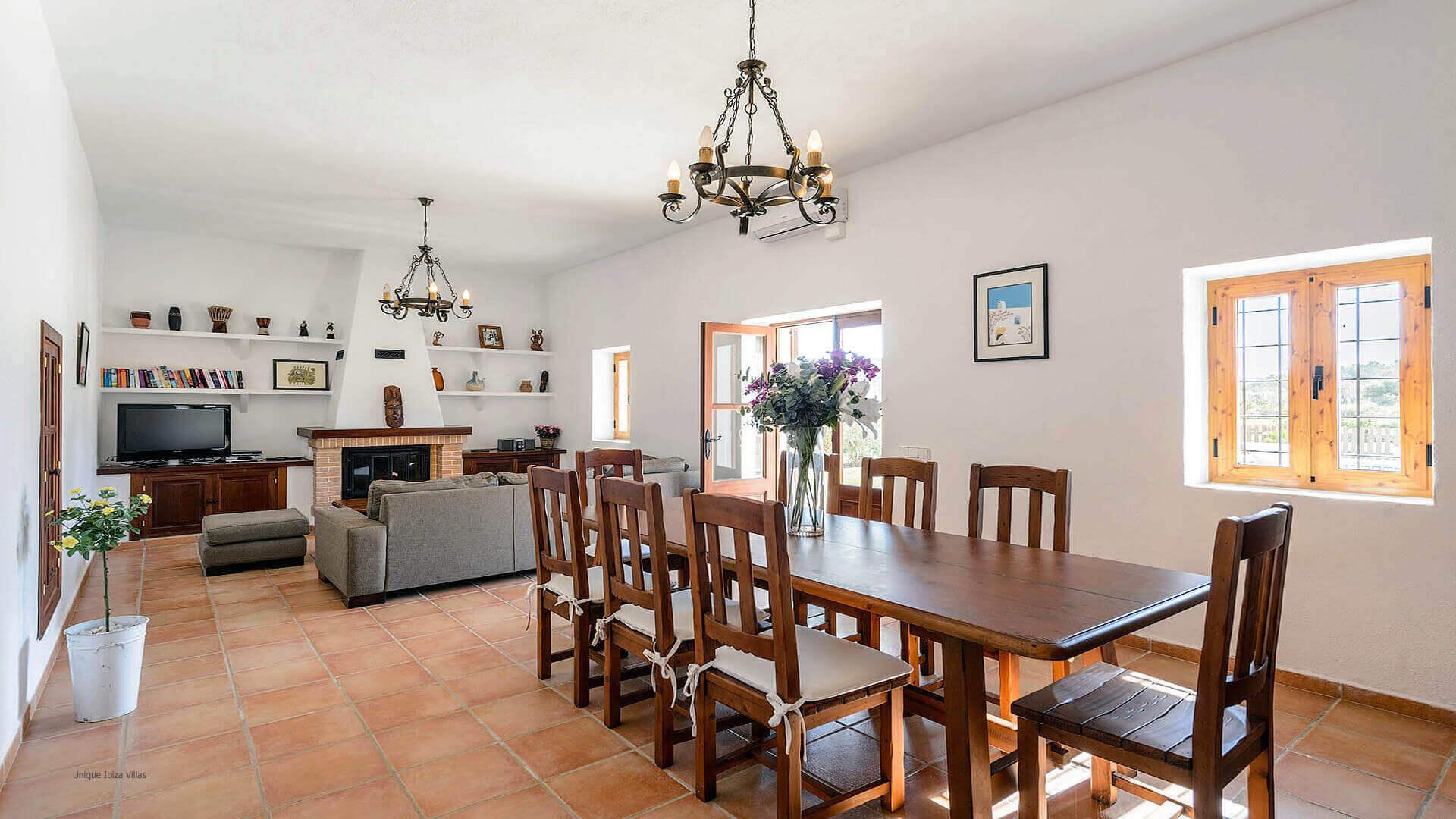 Villa Los Naranjos Ibiza 20 Cala Llonga