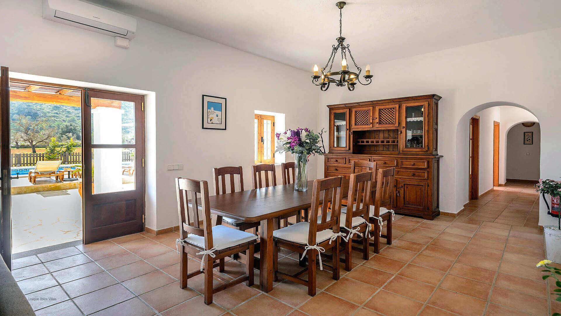 Villa Los Naranjos Ibiza 21 Cala Llonga