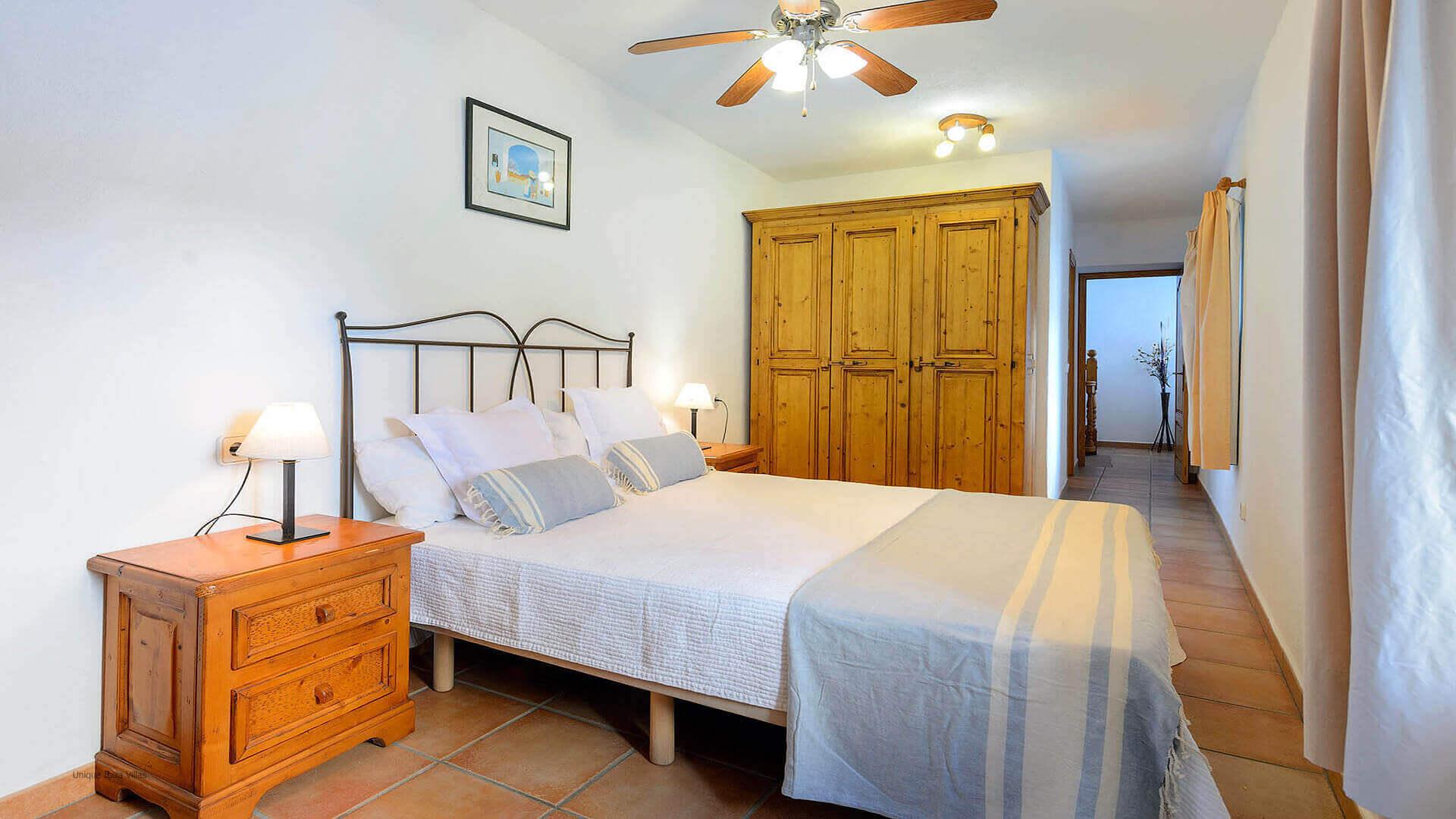 Villa Los Naranjos Ibiza 31 Bedroom 1