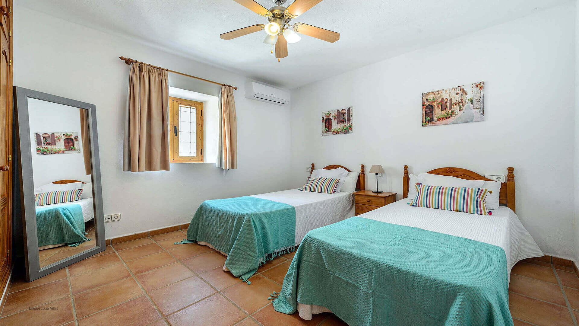 Villa Los Naranjos Ibiza 33 Bedroom 2