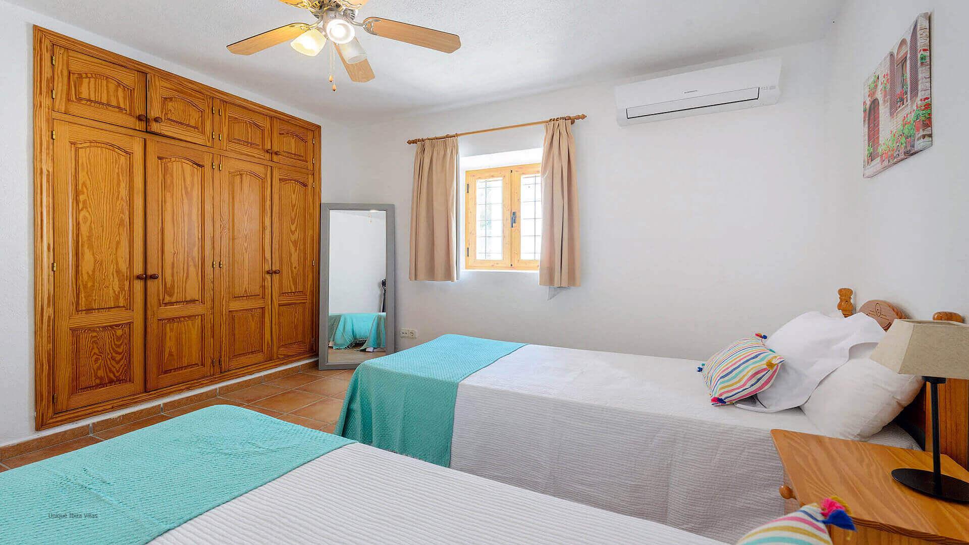 Villa Los Naranjos Ibiza 35 Bedroom 2