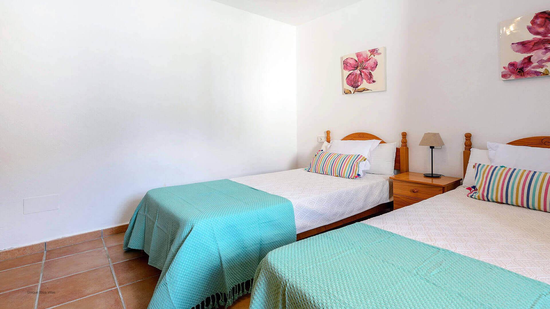 Villa Los Naranjos Ibiza 37 Bedroom 3