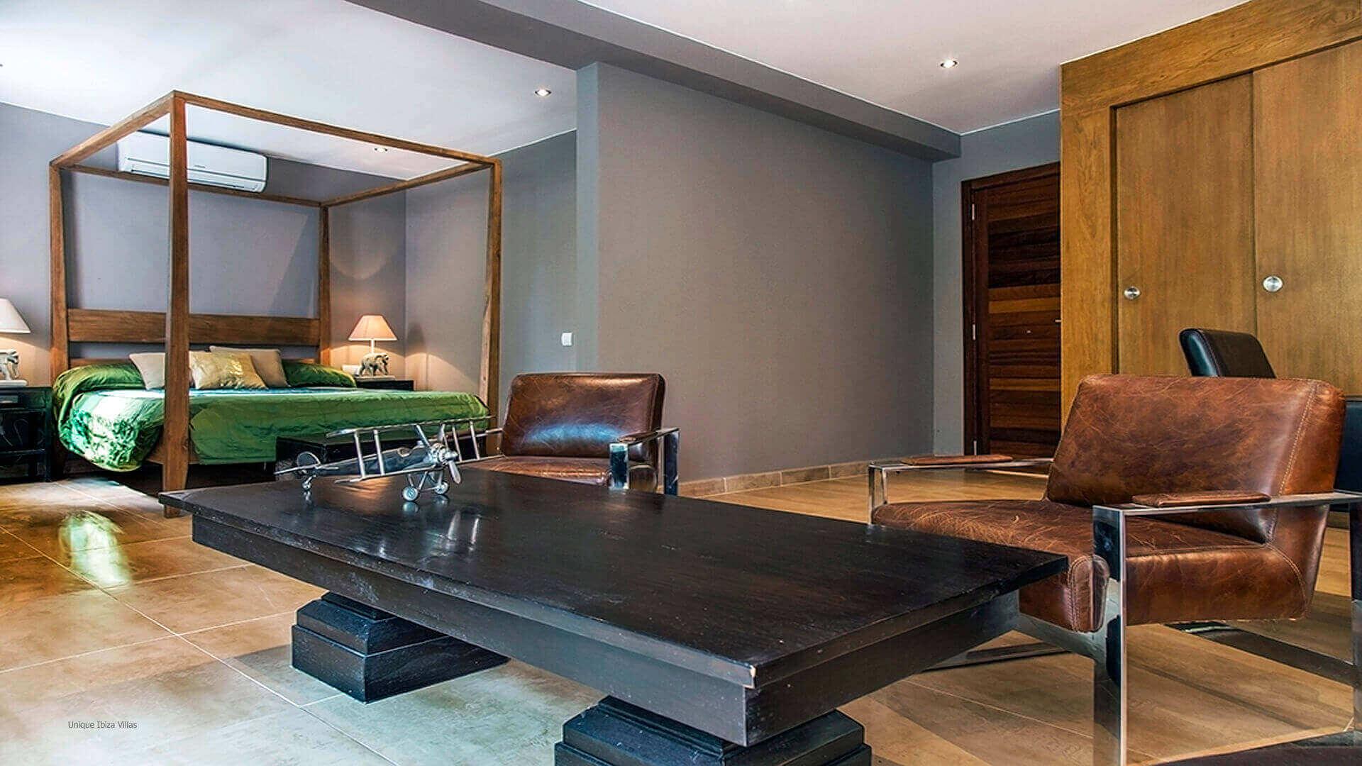Casa India Ibiza 21 Bedroom 4