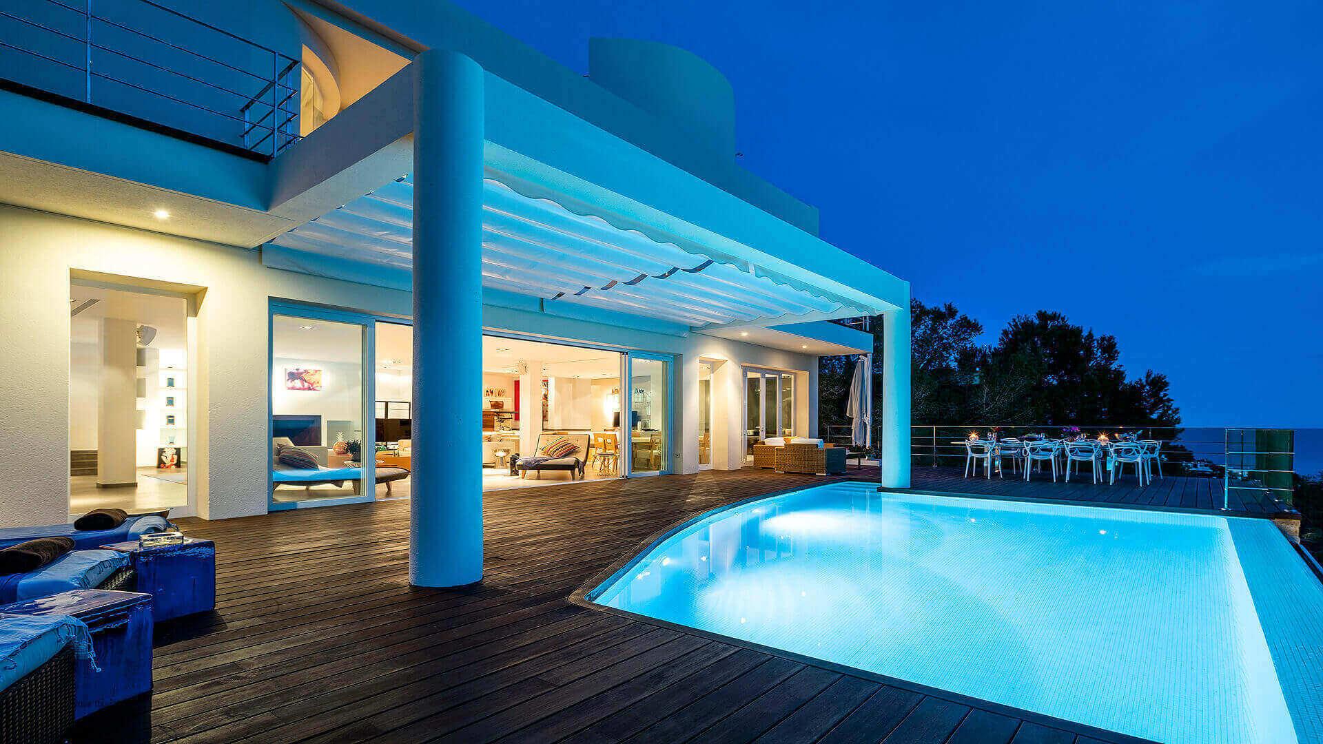 Villa Divinity Ibiza 4 Roca Llisa
