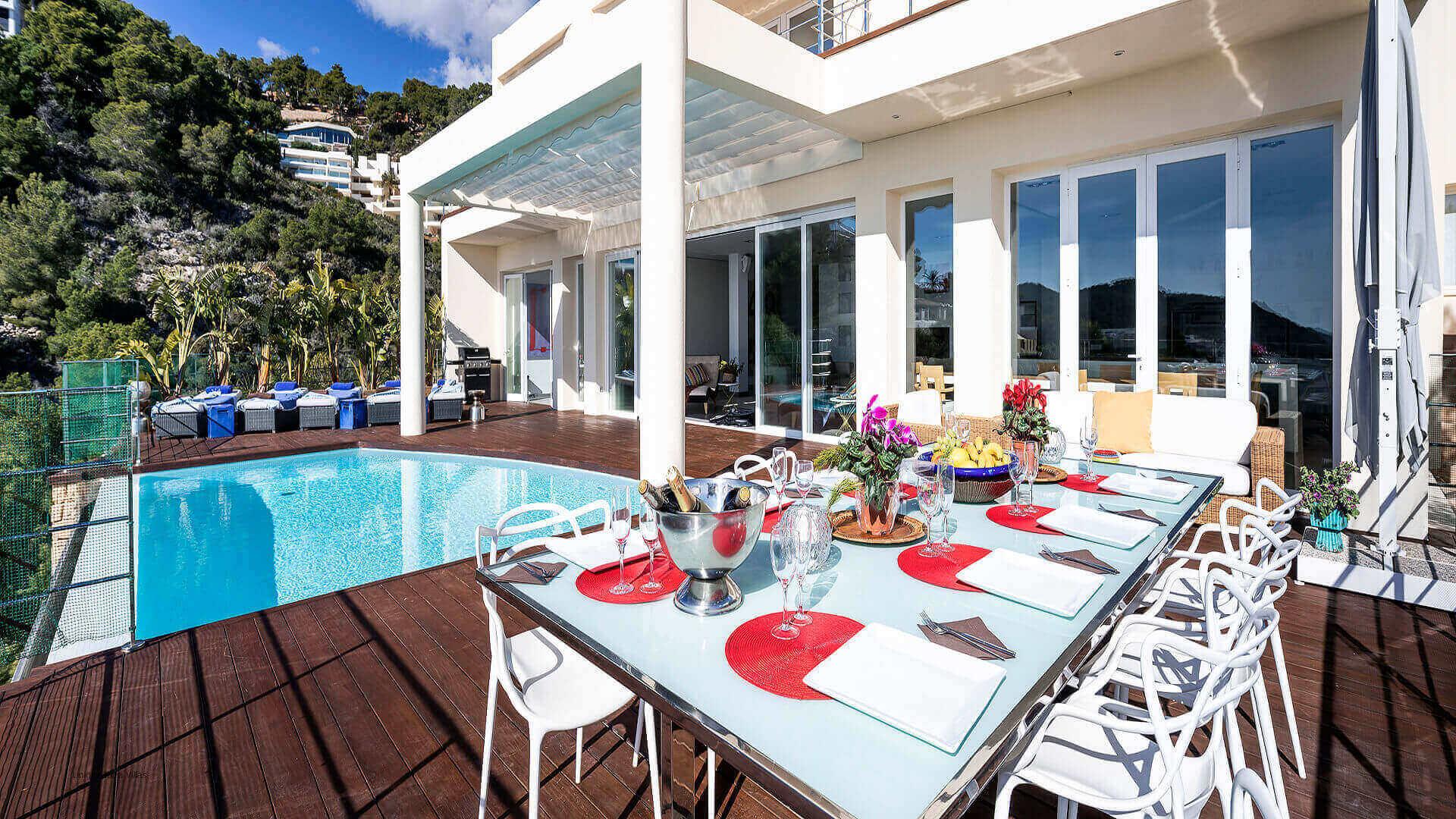 Villa Divinity Ibiza 5 Roca Llisa