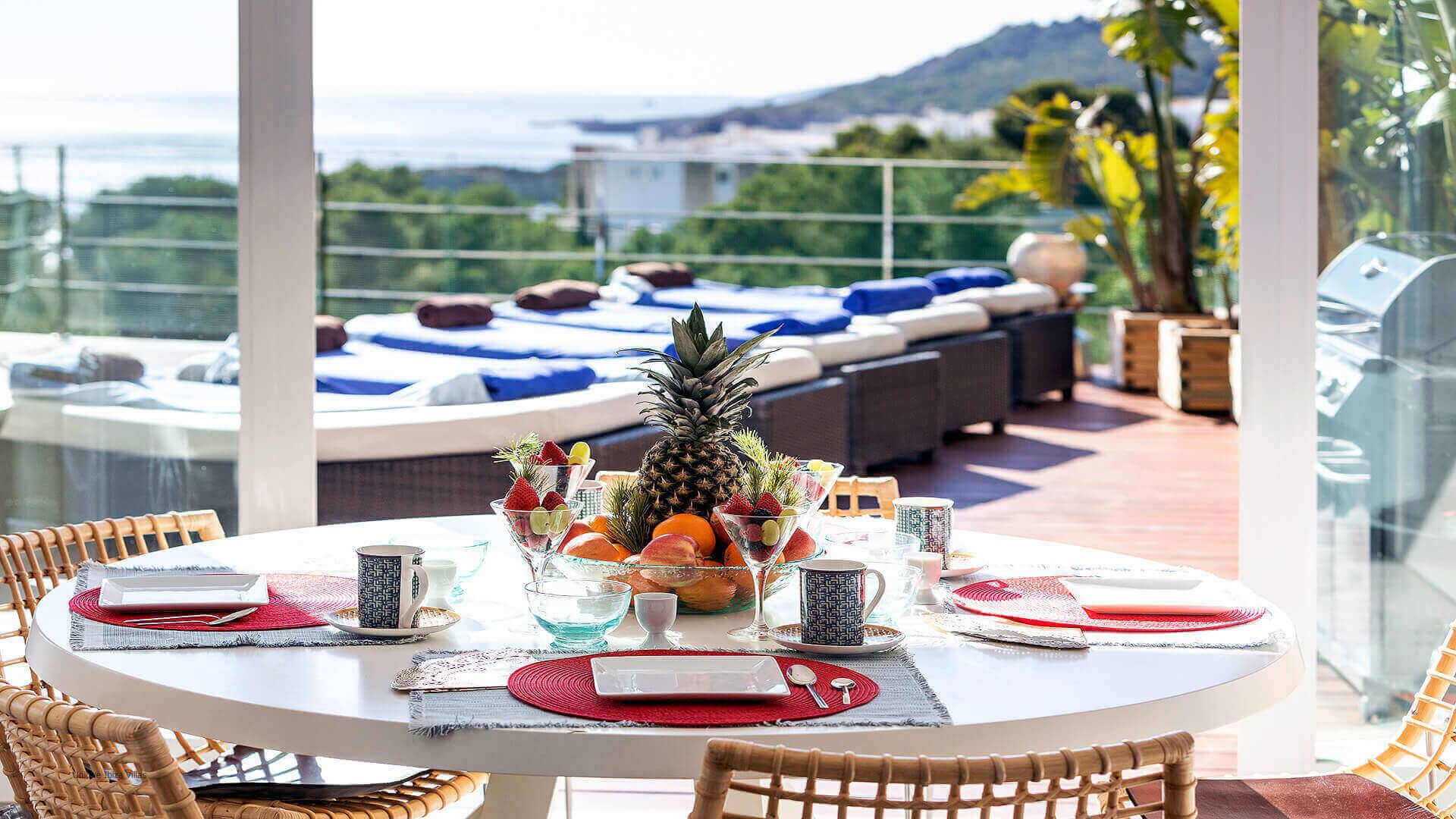 Villa Divinity Ibiza 6 Roca Llisa