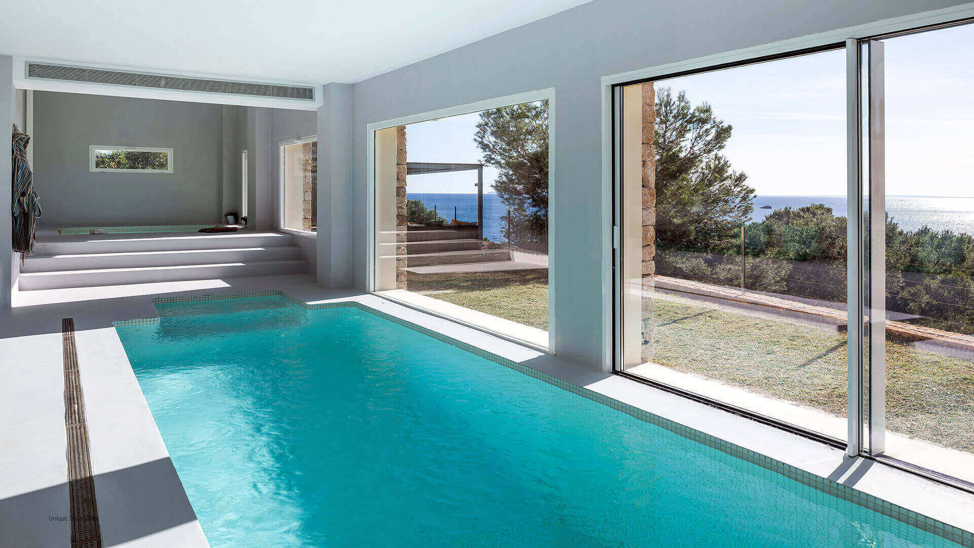 Villa Divinity Ibiza 24 Indoor Pool