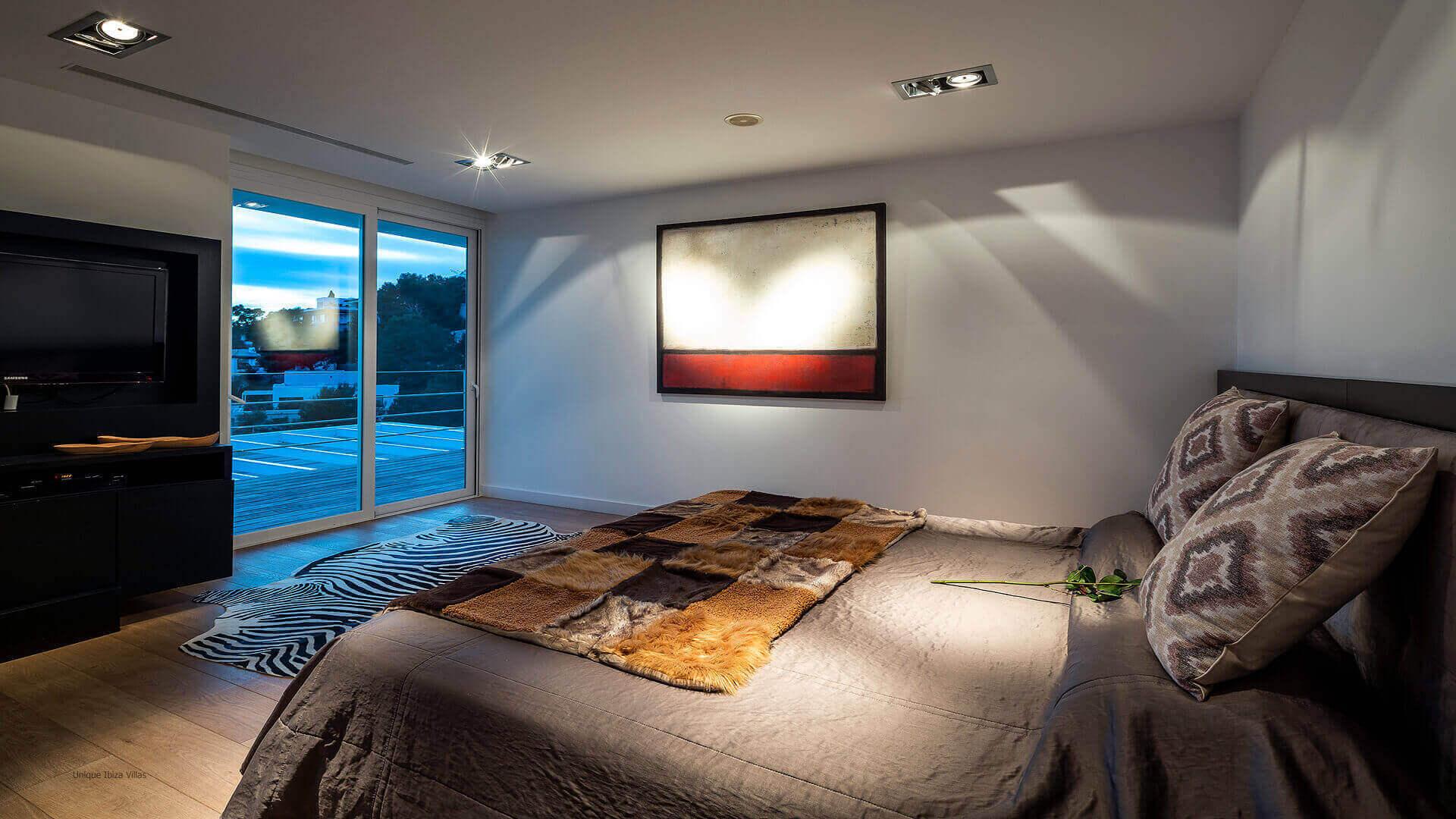 Villa Divinity Ibiza 26 Bedroom 1