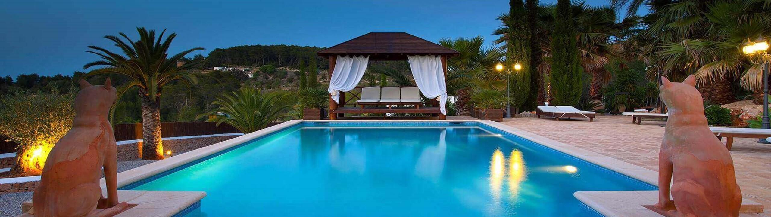 Villa San Lorenzo Ibiza 1 Rural Near San Carlos