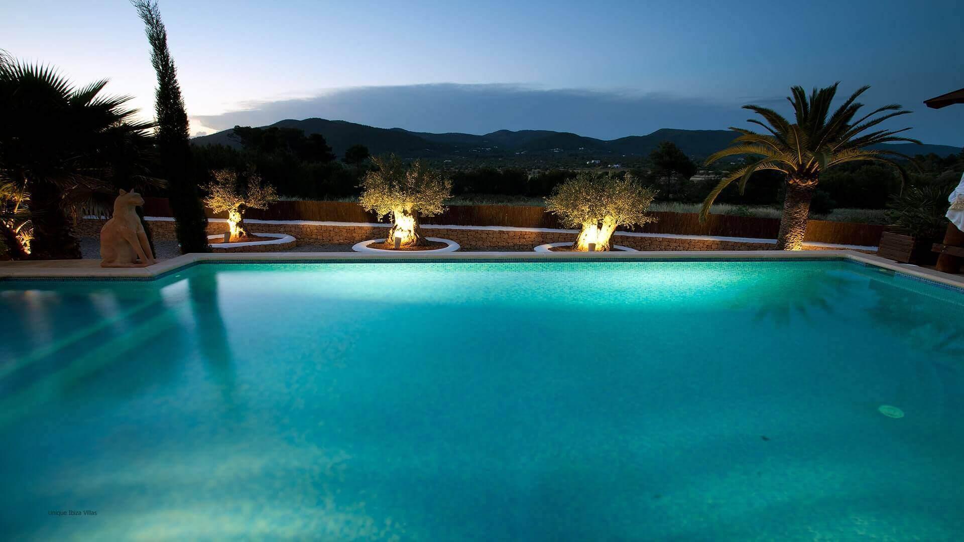 Villa San Lorenzo Ibiza 2 Rural Near San Carlos