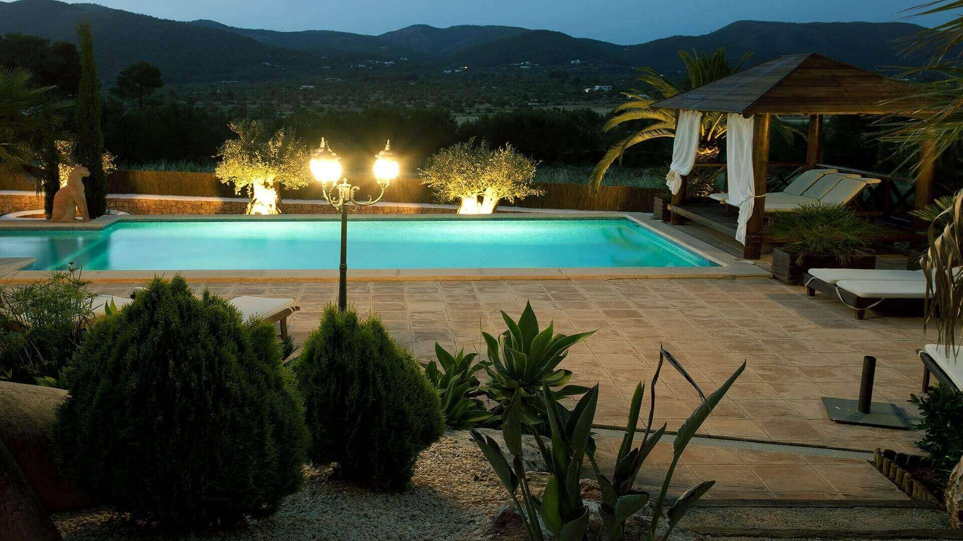 Villa San Lorenzo Ibiza 3 Rural Near San Carlos