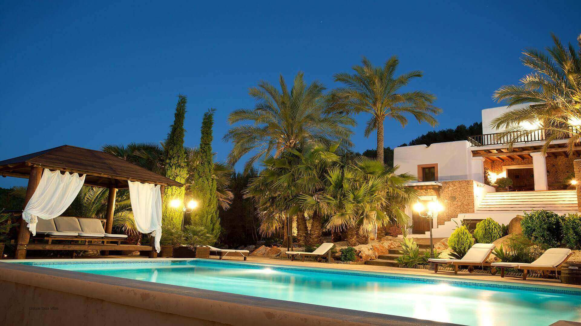 Villa San Lorenzo Ibiza 5 Rural Near San Carlos