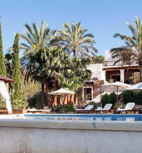 Villa San Lorenzo Ibiza 7 Rural Near San Carlos