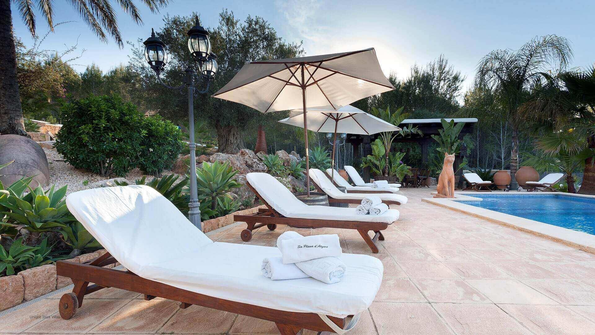 Villa San Lorenzo Ibiza 8 Rural Near San Carlos