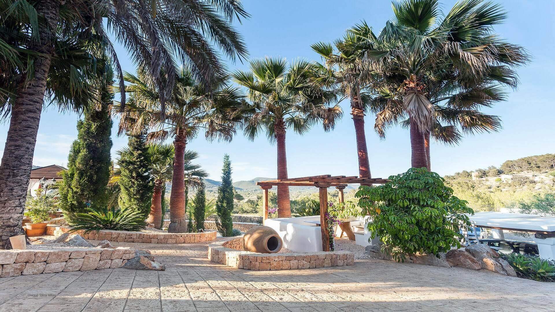 Villa San Lorenzo Ibiza 10 Rural Near San Carlos