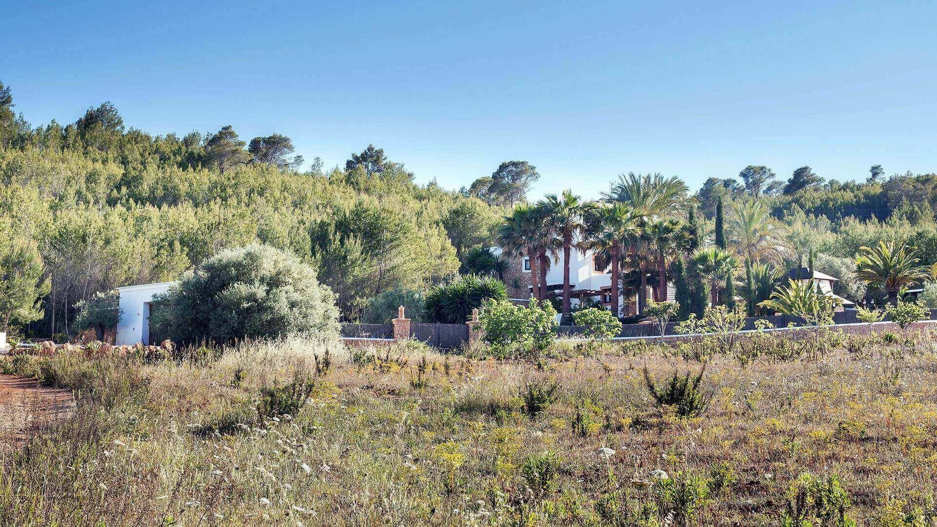 Villa San Lorenzo Ibiza 11 Rural Near San Carlos