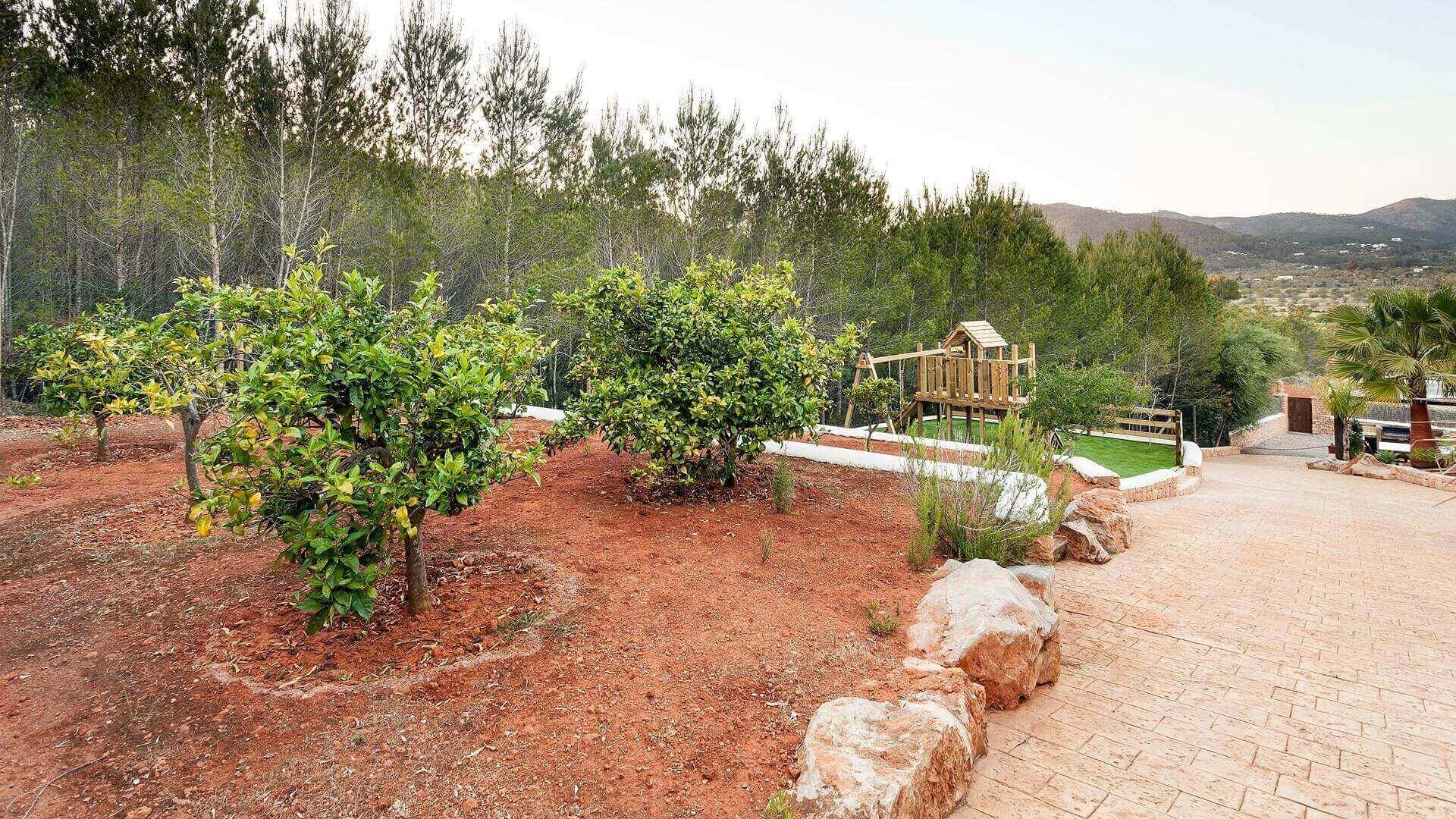 Villa San Lorenzo Ibiza 13 Rural Near San Carlos