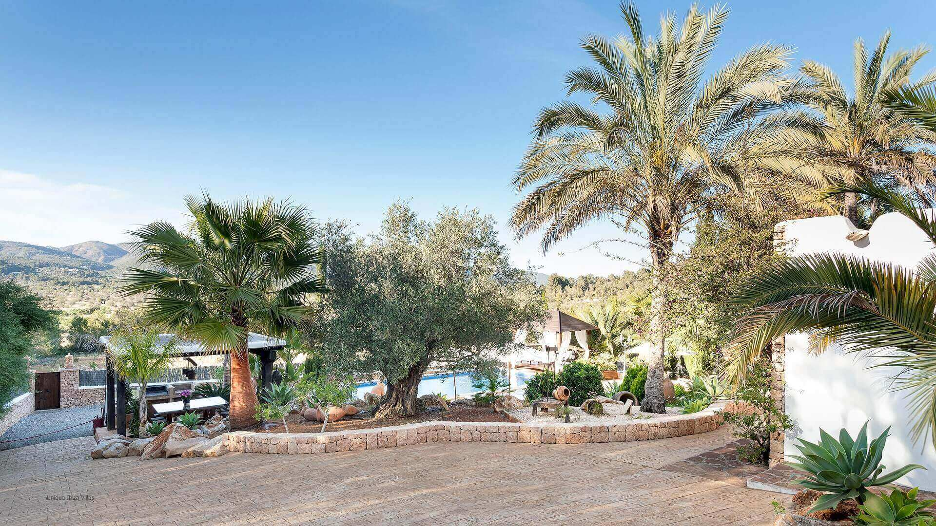 Villa San Lorenzo Ibiza 16 Rural Near San Carlos