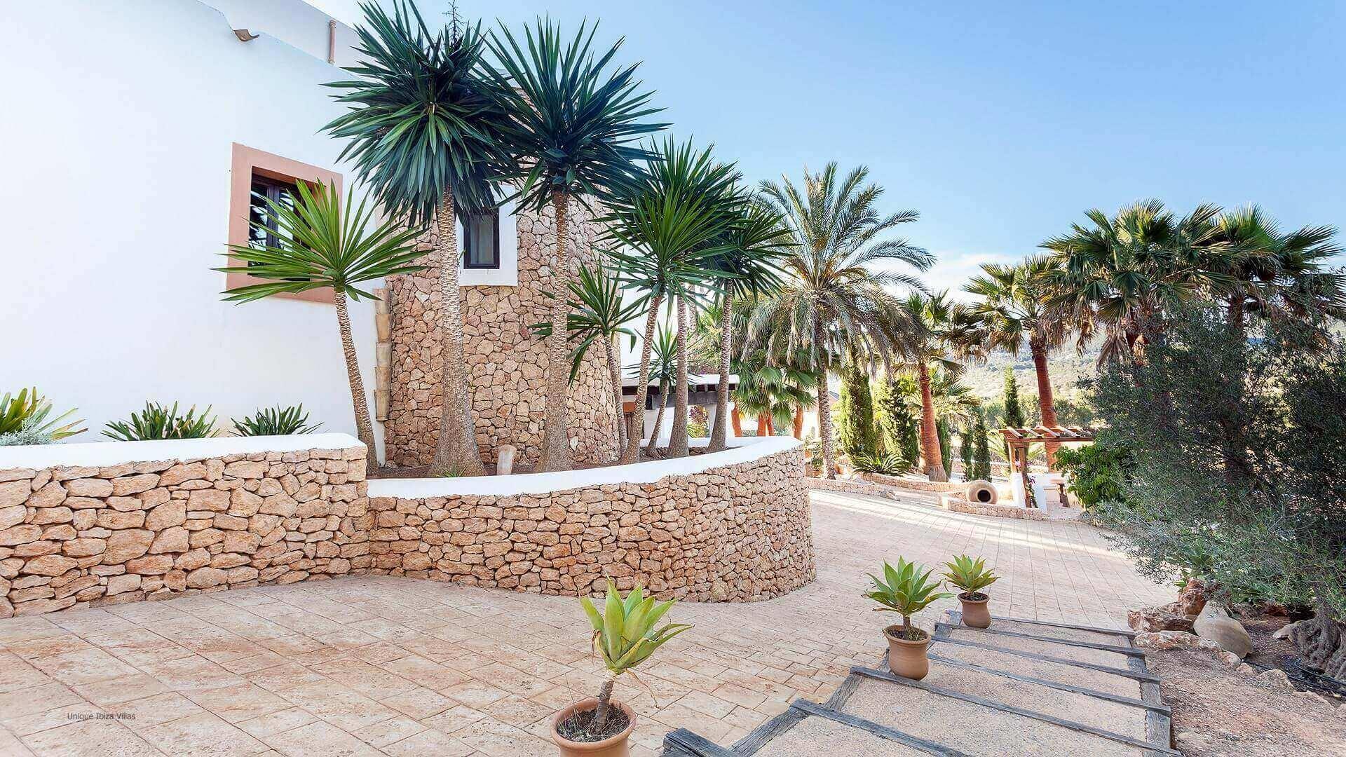 Villa San Lorenzo Ibiza 17 Rural Near San Carlos