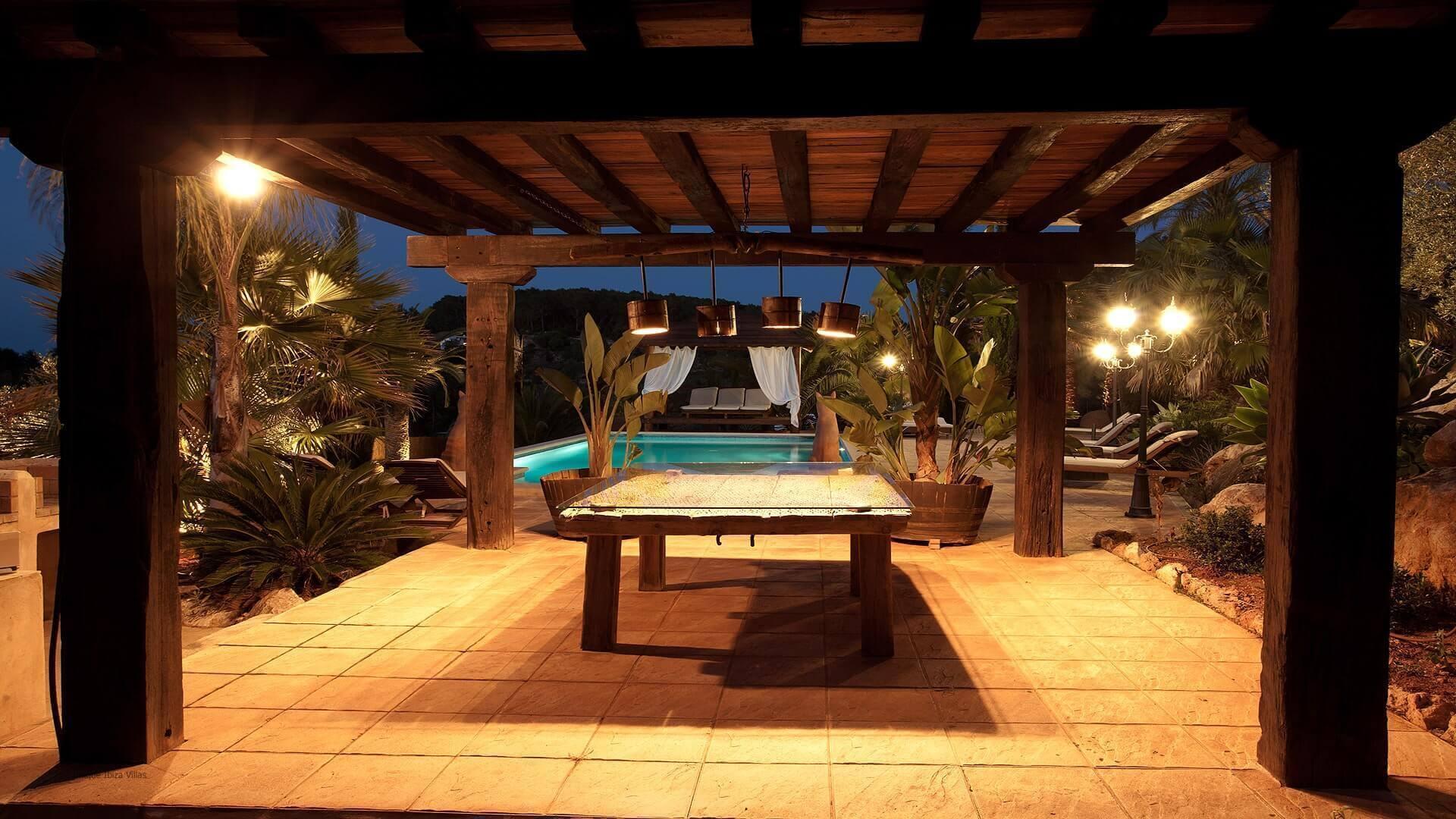 Villa San Lorenzo Ibiza 19 Rural Near San Carlos
