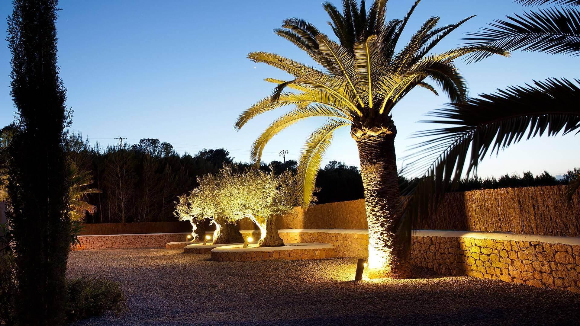 Villa San Lorenzo Ibiza 20 Rural Near San Carlos