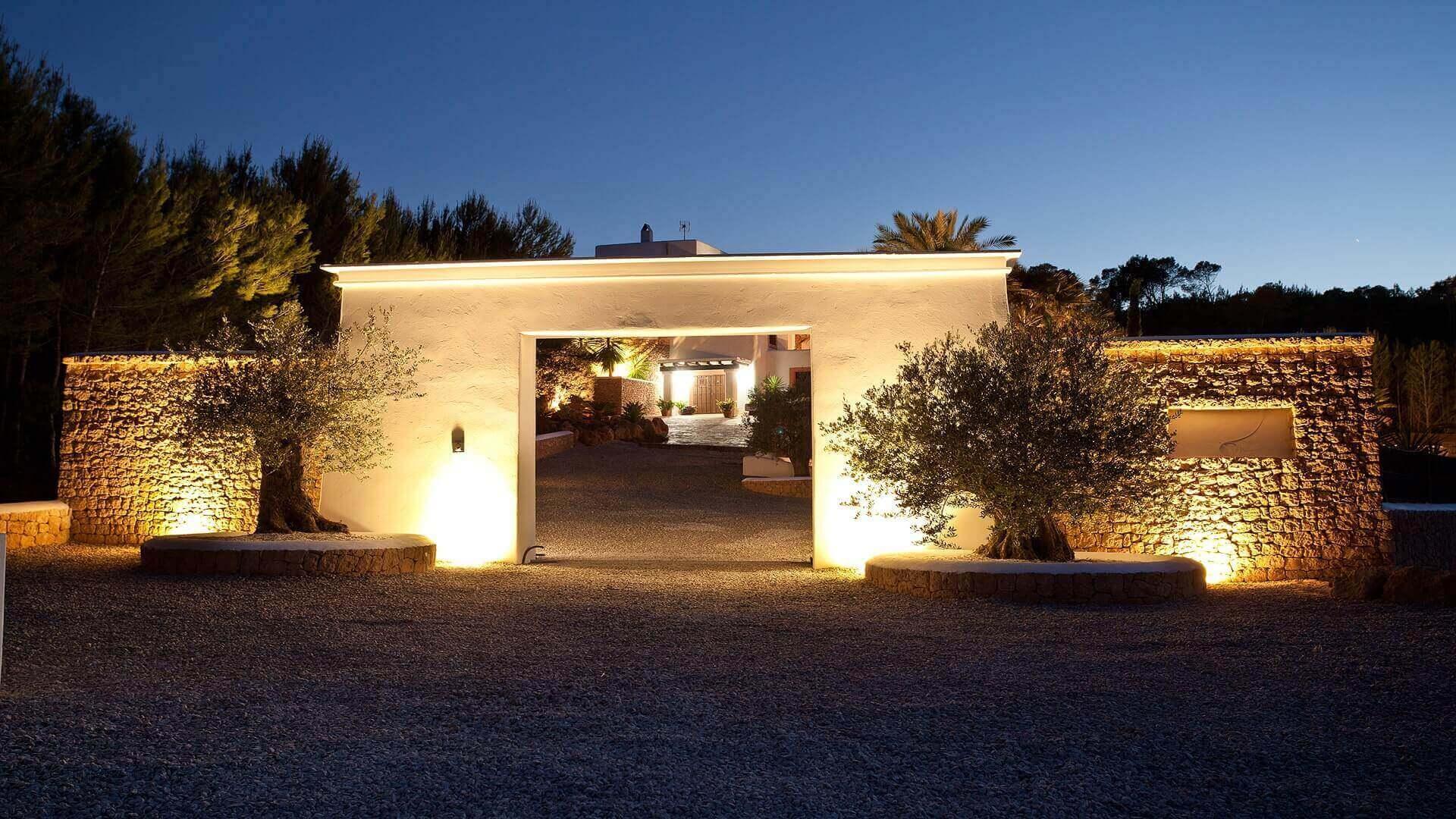 Villa San Lorenzo Ibiza 22 Rural Near San Carlos