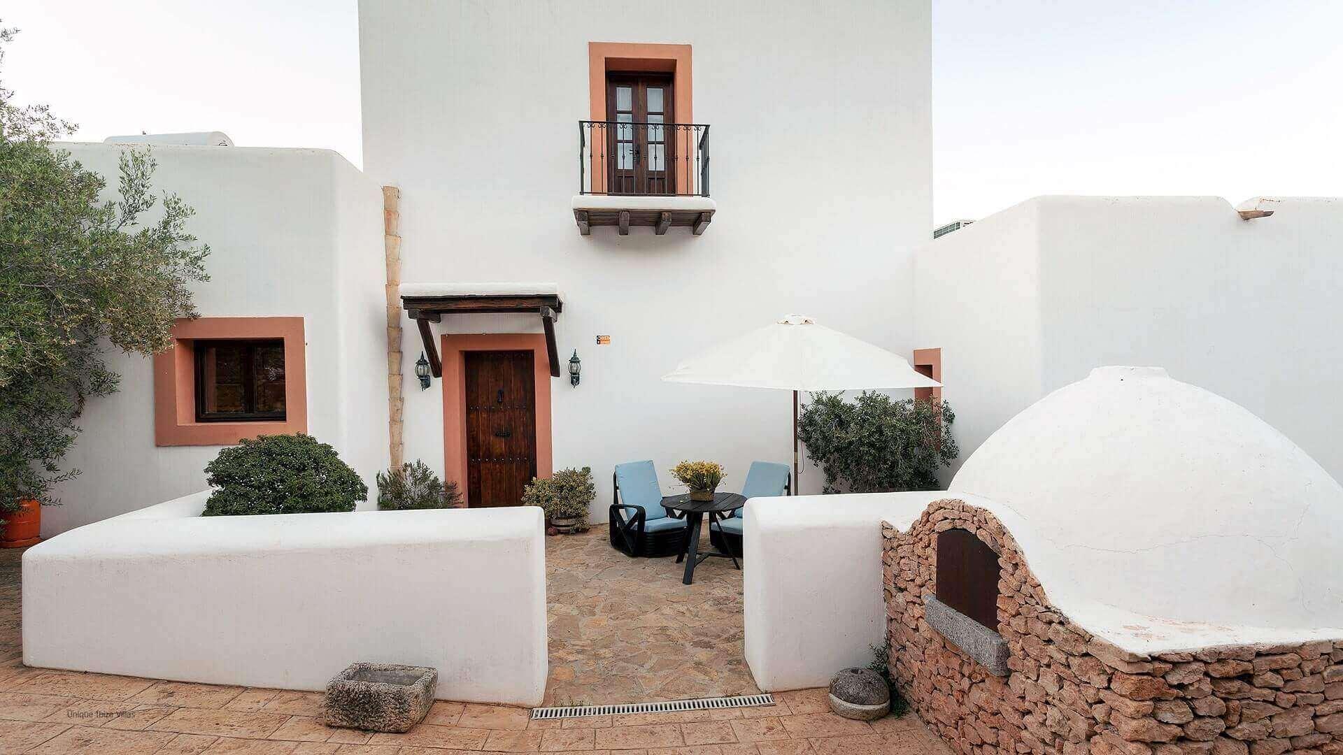 Villa San Lorenzo Ibiza 24 Rural Near San Carlos