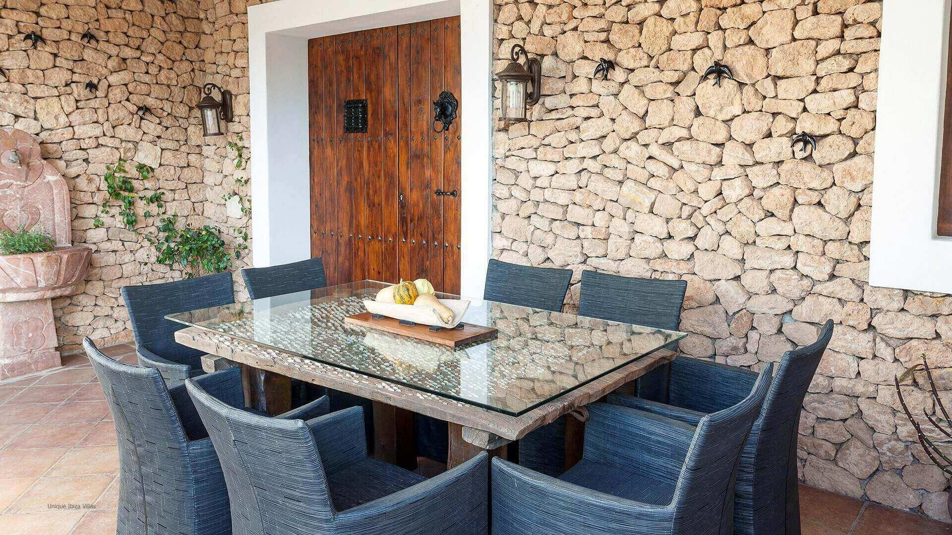 Villa San Lorenzo Ibiza 25 Rural Near San Carlos