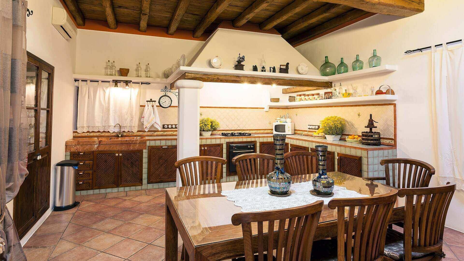 Villa San Lorenzo Ibiza 27 Rural Near San Carlos