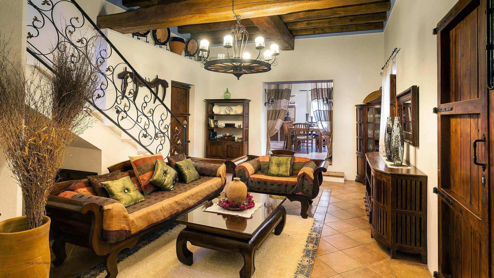 Villa San Lorenzo Ibiza 28 Rural Near San Carlos